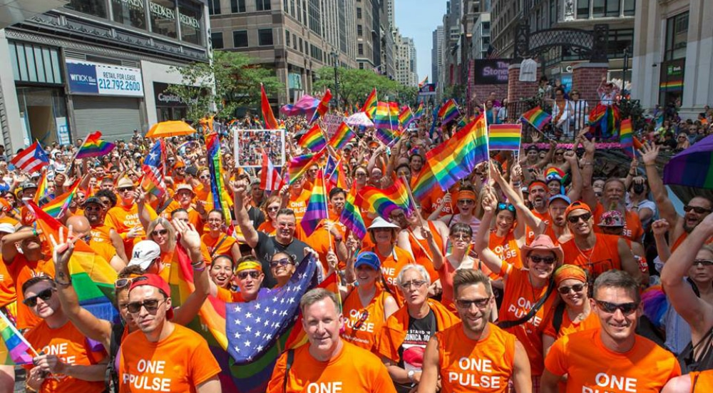 What To Know About This Weekend's NYC Pride March 2019