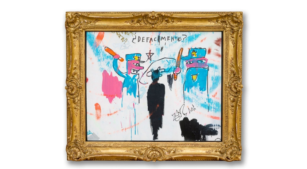A Rare Jean-Michel Basquiat Painting Is The Centerpiece Of This New Guggenheim Exhibit