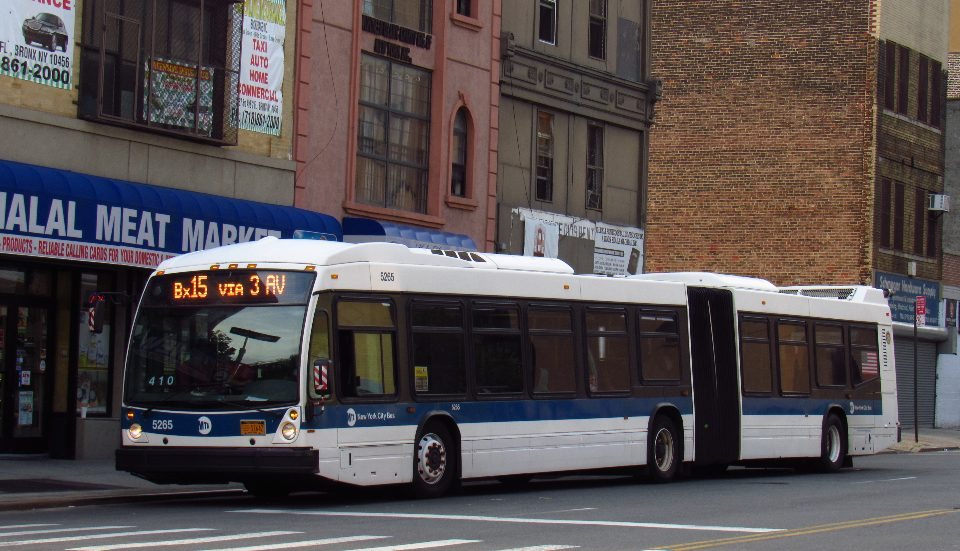 MTA Announces Modern Bus Fleet Is Coming To Staten Island This Year