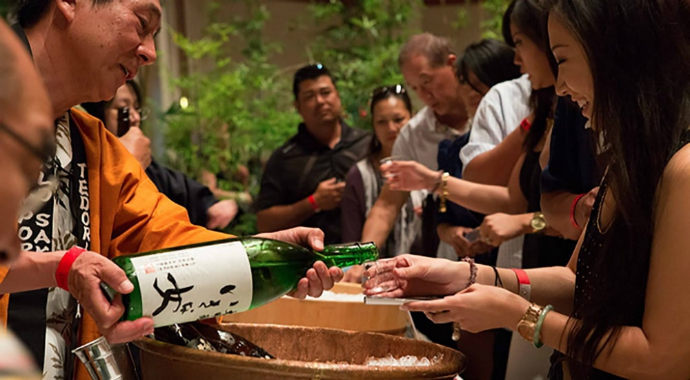 The Largest Sake Tasting In The World Outside Of Japan Returns To NYC This Week