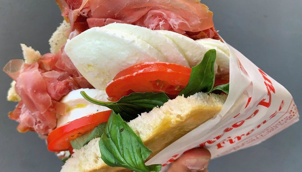 Florence Sandwich Shop All'Antico Vinaio Now Has A Pop-Up In Greenwich Village