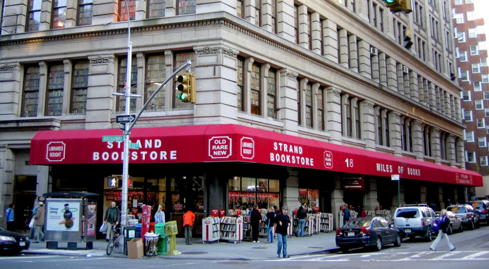 Strand Bookstore Is Now Officially A New York City Landmark