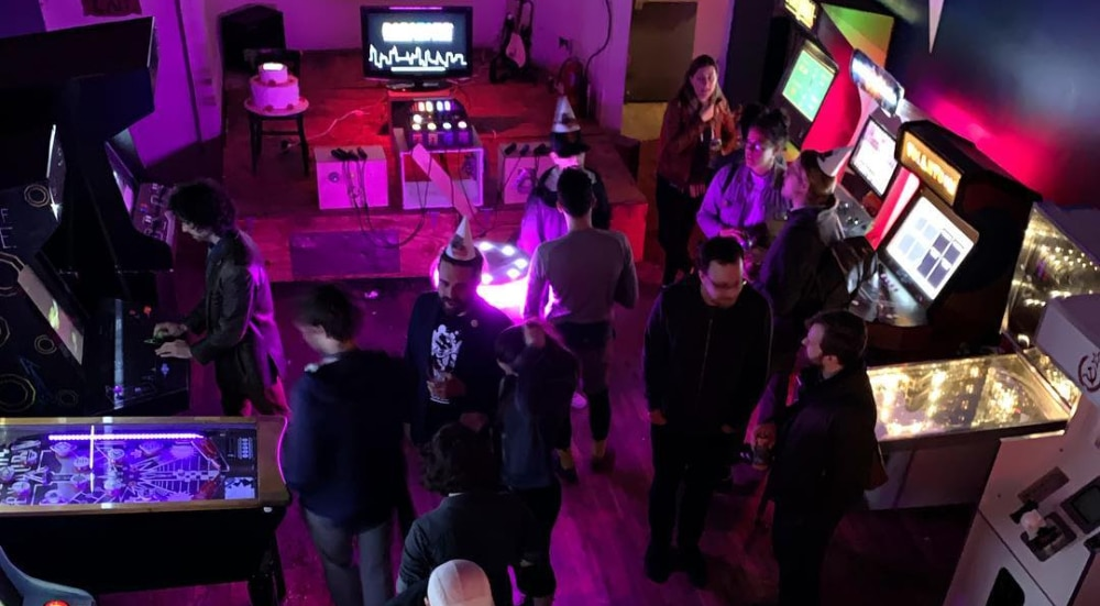 This Brooklyn Barcade Is The Perfect Place For A Nostalgic Night Out