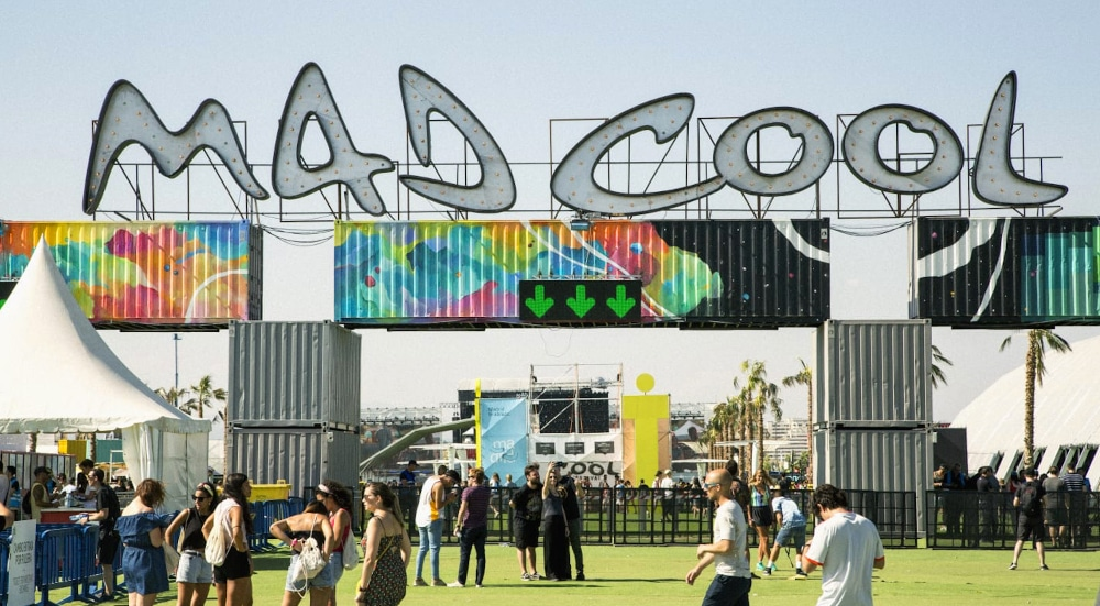 Mad Cool Is The Summer Music Festival You've Been Looking For