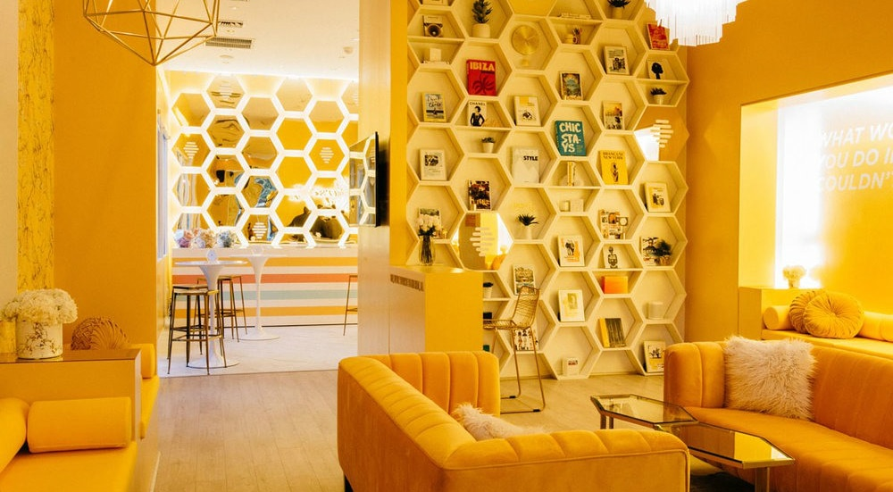 Bumble Will Open Their First Permanent Cafe And Wine Bar In NYC This Fall