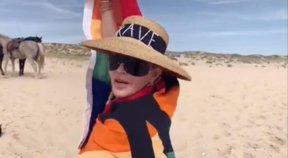 Madonna Will Headline Pride Island For WorldPride 2019 In New York City