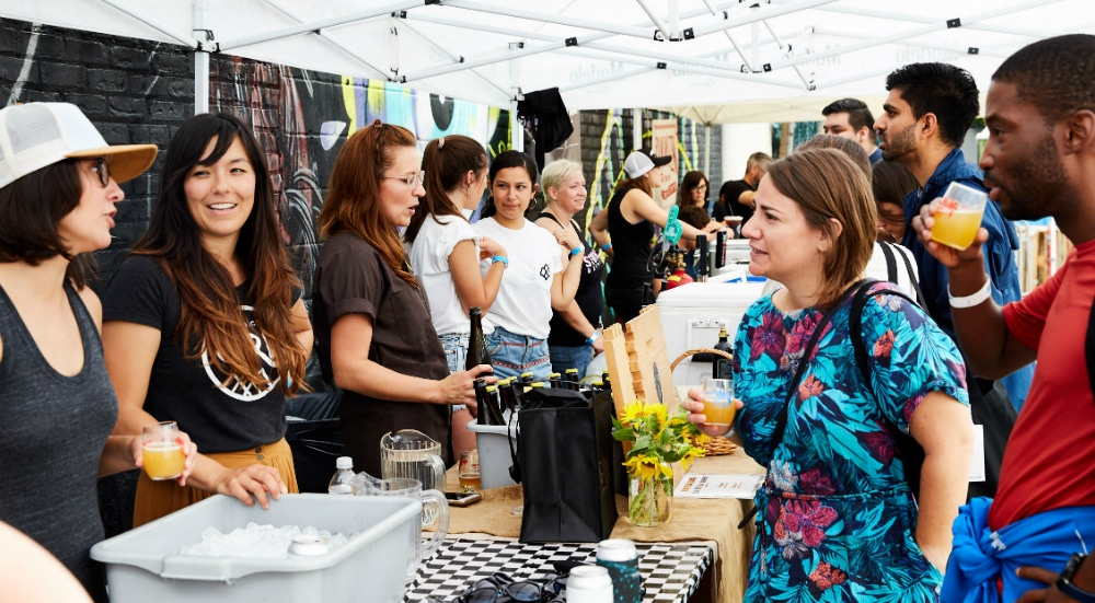 Enjoy Unlimited Beer Poured By Women-Owned Breweries At This Summer Festival In BK