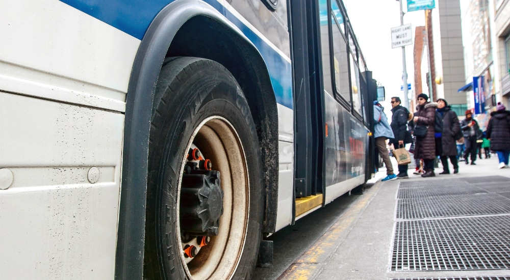 M14A-SBS Is Officially The Slowest Bus In New York City