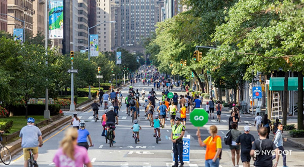 Nearly 7-Miles Of Summer Streets Will Return To NYC In August