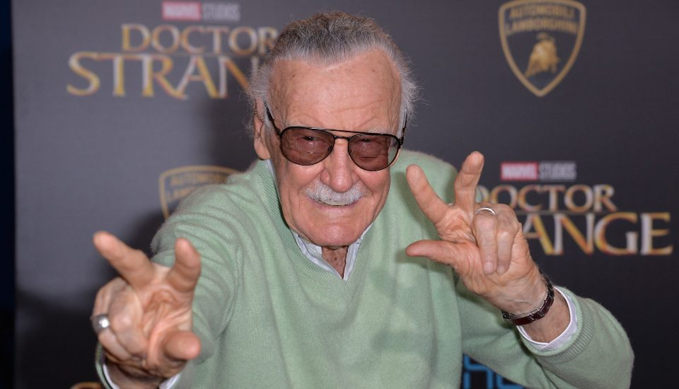 Stan Lee Will Be Honored With His Own Street In The Bronx