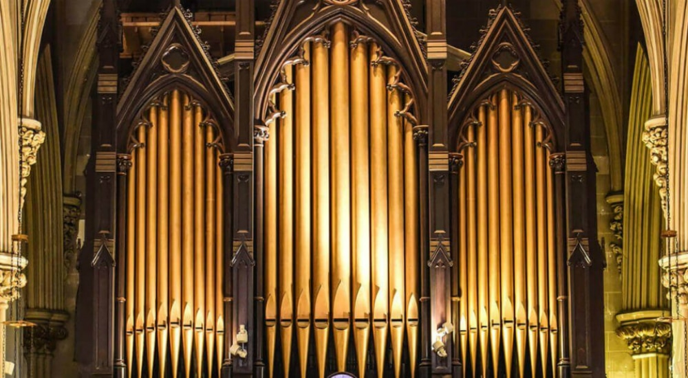 Experience The Sounds Of The 19th Century This August At Saint Patrick's Old Cathedral