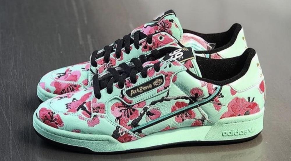 Adidas And AriZona Iced Tea Collab On