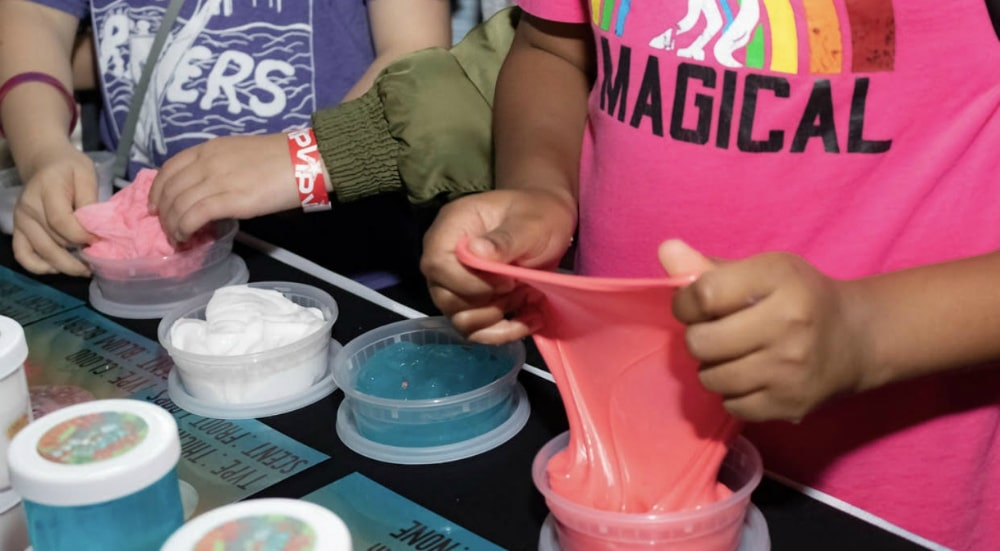 Reconnect With Your Inner Child At The Nostalgia-Inducing Slime Expo Hitting NYC
