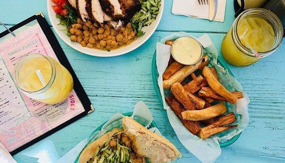 This Cozy Caribbean Restaurant Feels Like A Chill Island Hang-Out