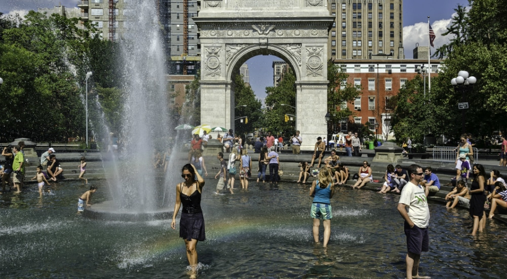 Get Ready To Blast Your A/C: A Dangerous Heat Wave Is Hitting NYC This Week