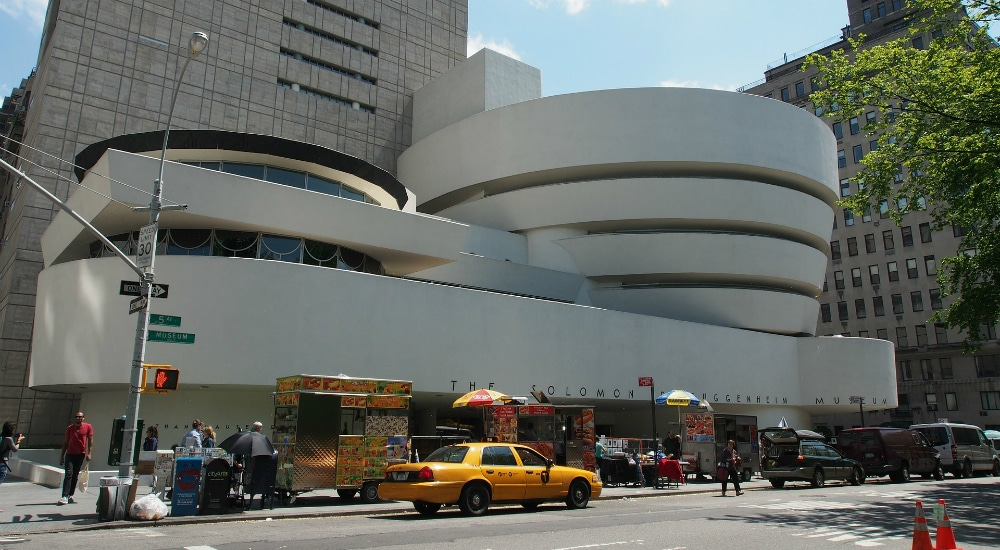 Guggenheim Museum Is Now Officially A UNESCO World Heritage Site