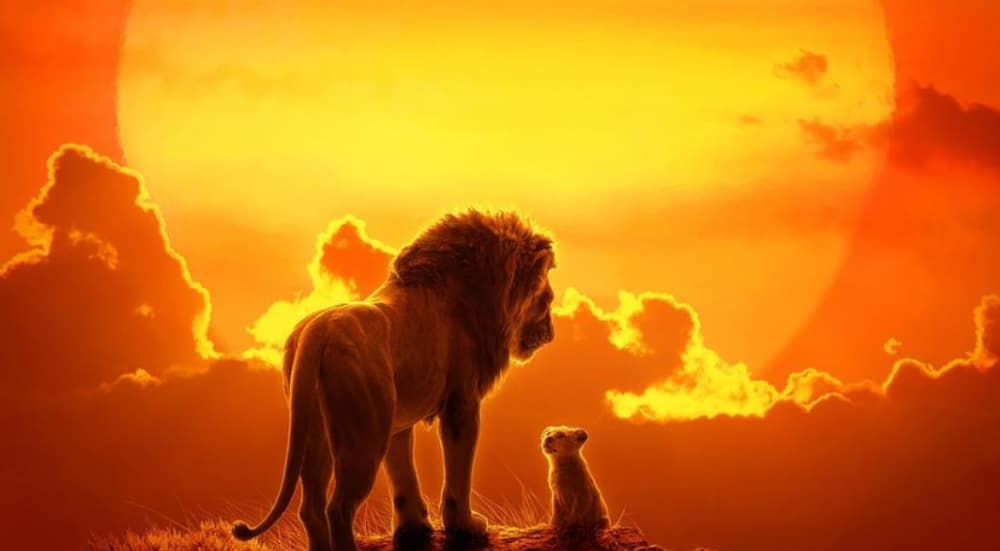 The Lion King Remake Is Finally (Almost) Here And Tickets Are Selling Fast