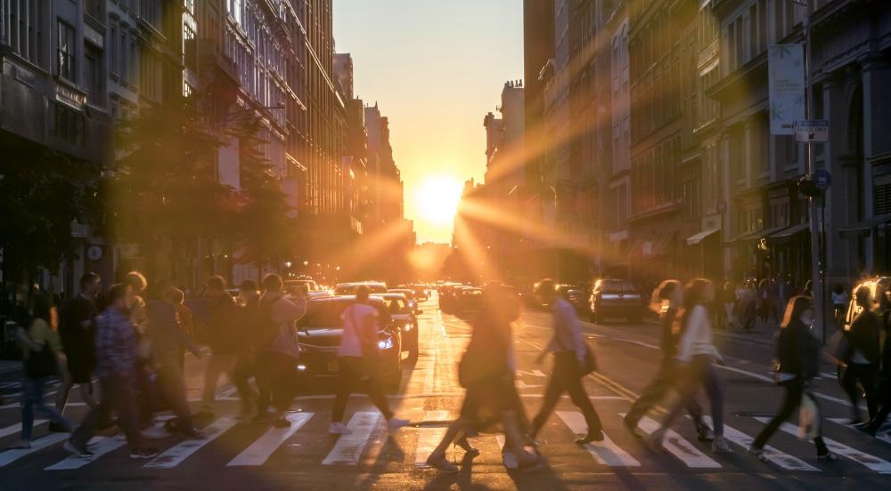 Last Manhattanhenge Of This Year Will Make The City Glow