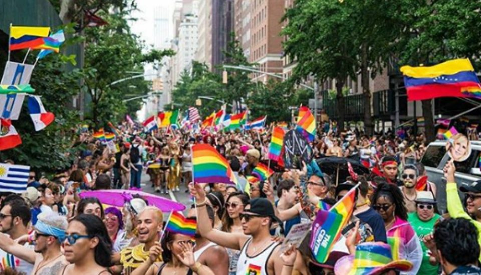 All The Fabulous Moments And Looks From Yesterday's Epic Pride Celebration
