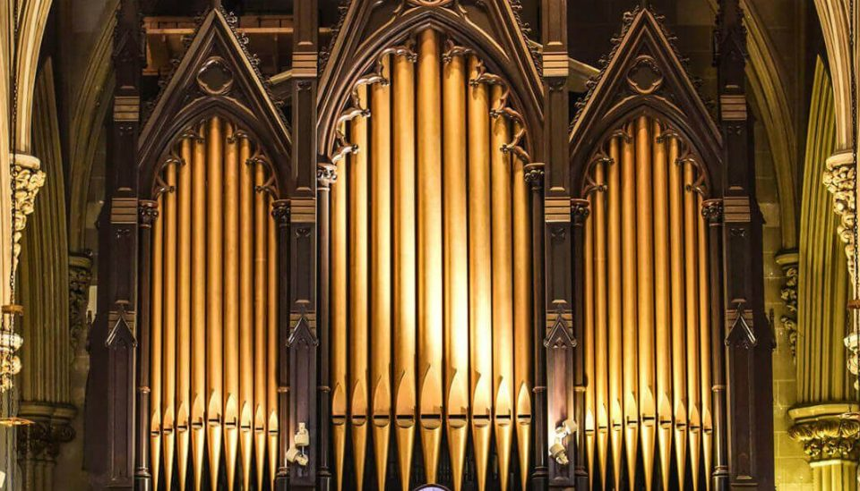 Celebrate The Feast Of San Gennaro With A Breathtaking Organ Performance In Little Italy