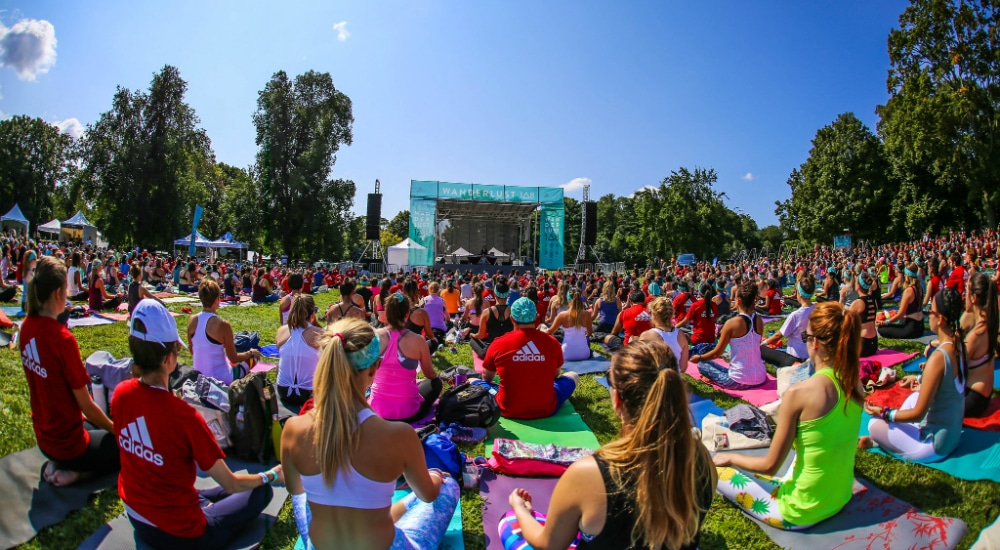 Wanderlust 108 Is Back With Free Meditation And Yoga In Prospect Park