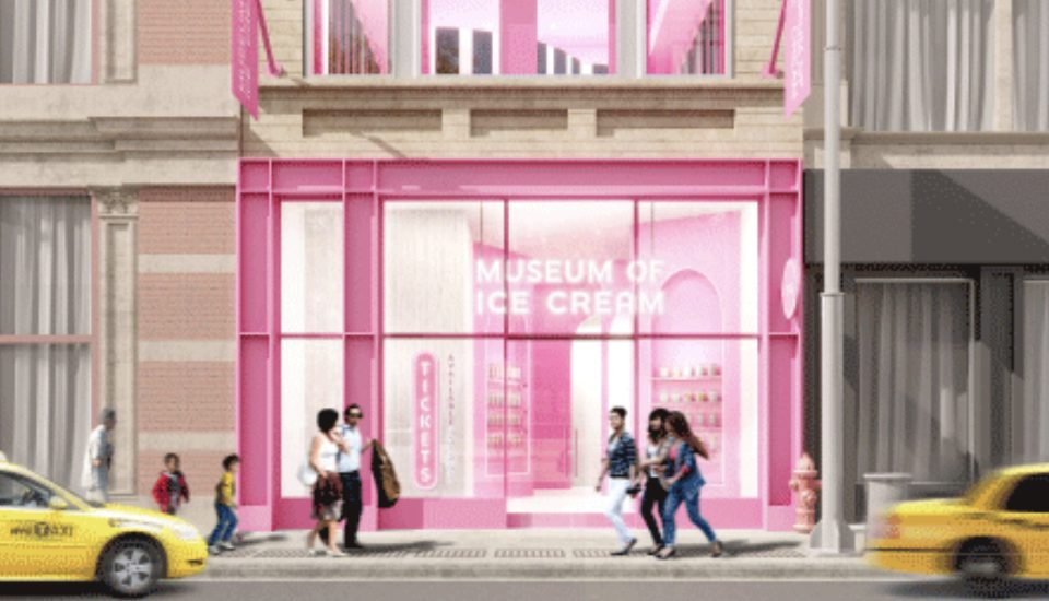 The Museum of Ice Cream Opens Massive NYC Flagship Next Weekend With Largest Sprinkle Pool Ever