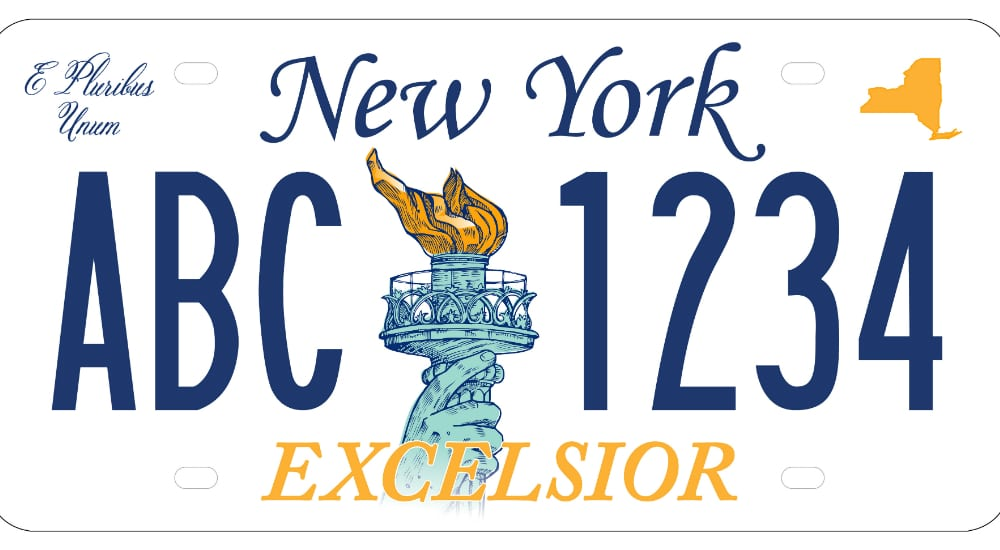 Cuomo Asks New Yorkers To Choose The State's Next License Plate Design
