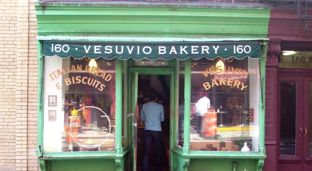 SoHo's Iconic Birdbath Green Bakery Is Now Officially Closed For Good