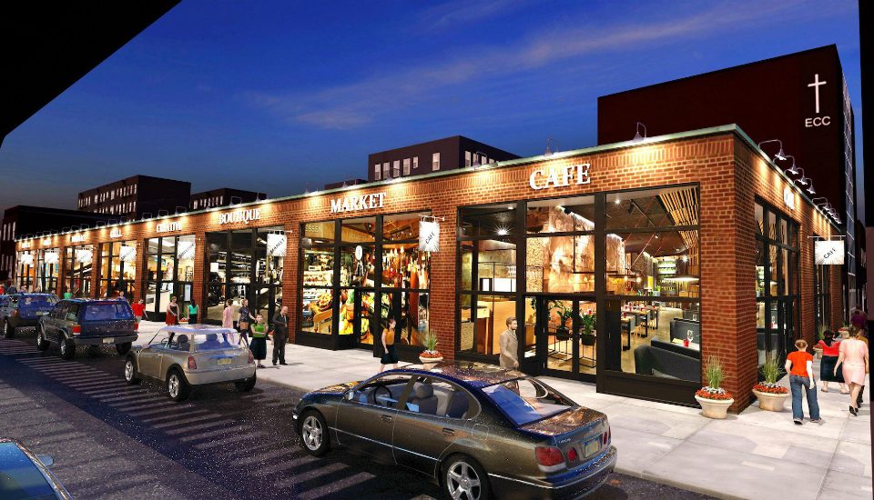 A Massive International Food Hall Is Opening Soon In Astoria