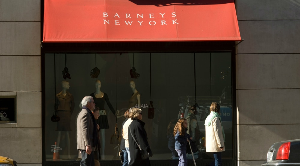 Barneys New York Has Filed For Bankruptcy And Will Soon Be Closing 15 Stores