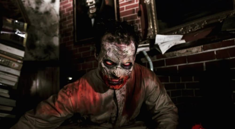The Absolutely Terrifying Bane Haunted House Is Back To Scare New Yorkers