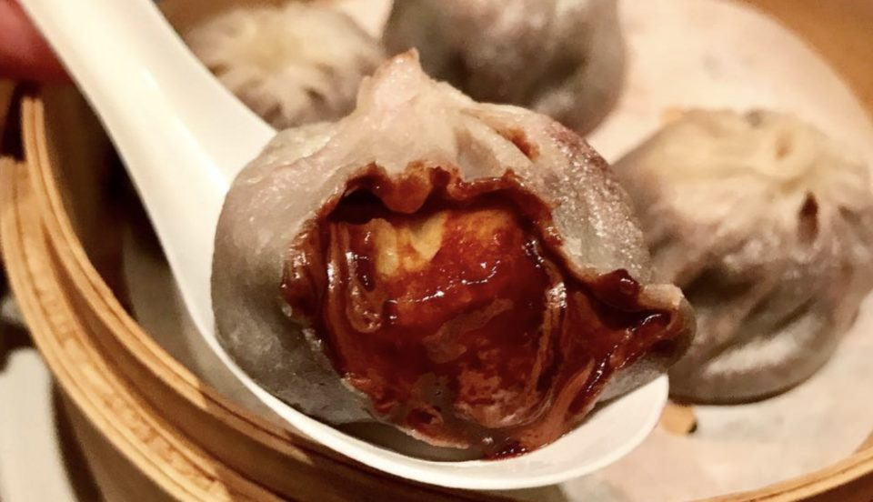 Nutella Soup Dumplings Are Real, And You Can Only Get Them On St. Marks Or In Queens