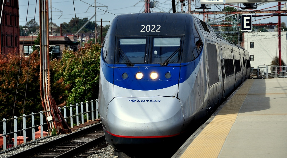 Amtrak Now Offers Nonstop Train Service Between NYC And Washington, D.C.