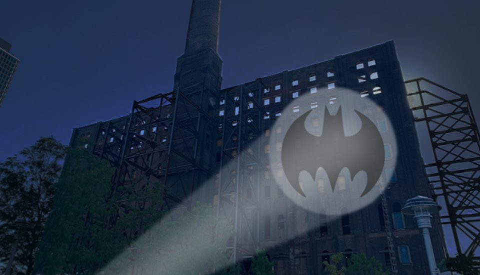 Keep An Eye Out: The Bat-Signal Will Shine Over NYC This Weekend