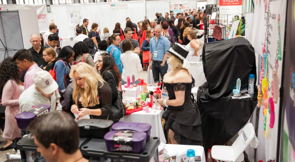 Get Intimate At This Weekend's Free Sex Expo In Brooklyn