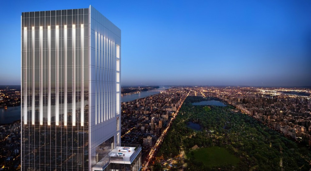 NYC Is Now Home To The World's Tallest Residential Building