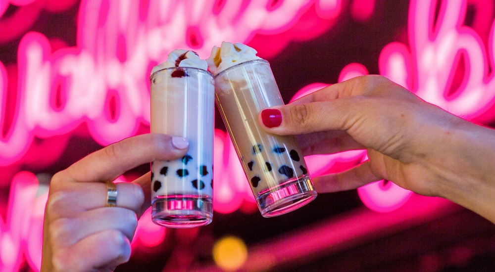 First-Ever Boozy Bubble Tea Shop Opens In NYC