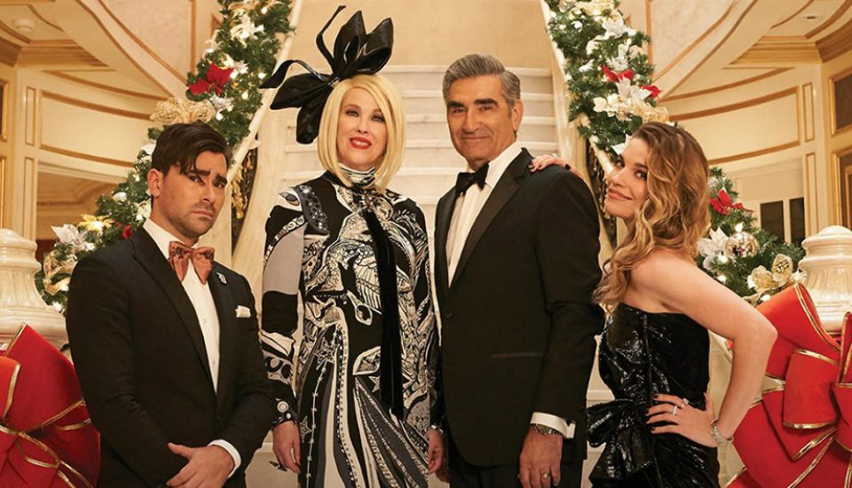 """OMG, David! The """"Schitt's Creek"""" Town Is Now Here In NYC"""