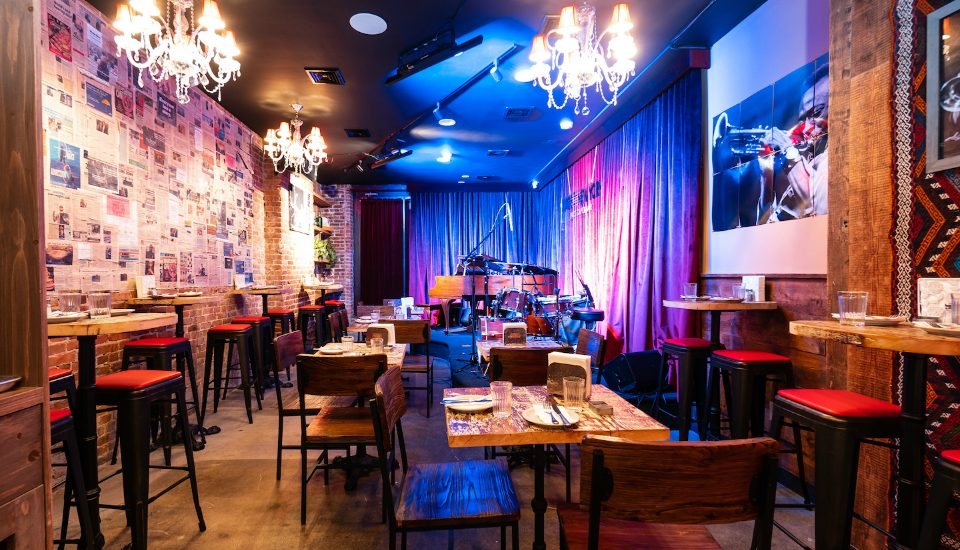 A New Jazz Cafe & Bar Opens In Park Slope With Global Talent