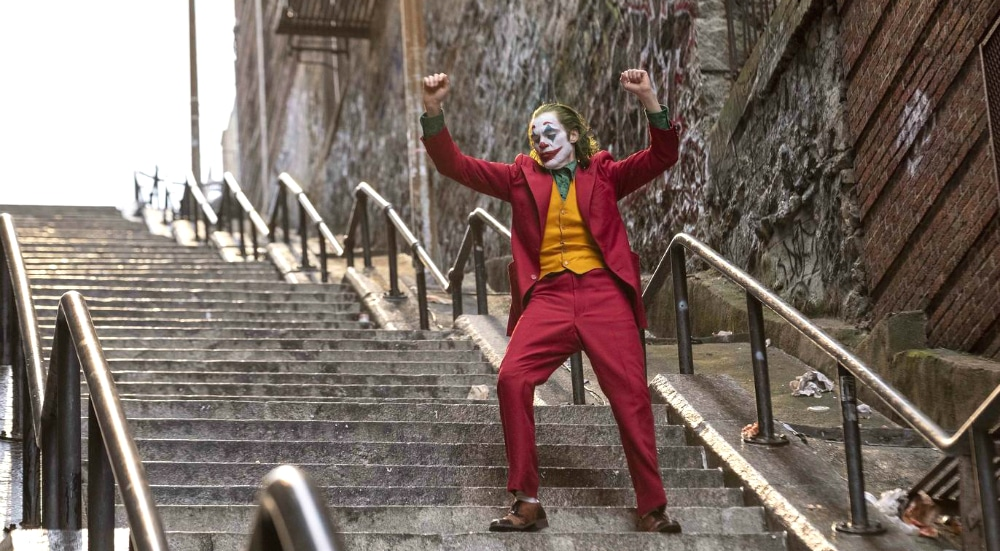 """""""Joker"""" Fans Can Take Photos On The Famous Steps From The Movie Right Here In Gotham"""