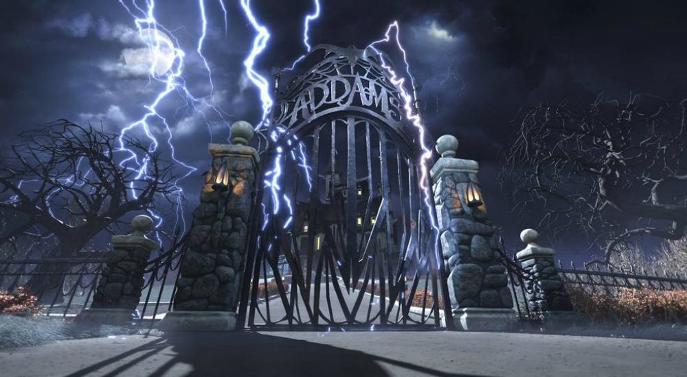 Stay In The Addams Family Mansion This Halloween In Brooklyn
