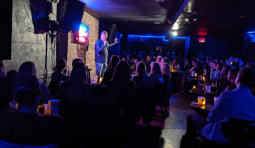 The 10 Best Comedy Clubs In NYC For When You Need A Good Laugh