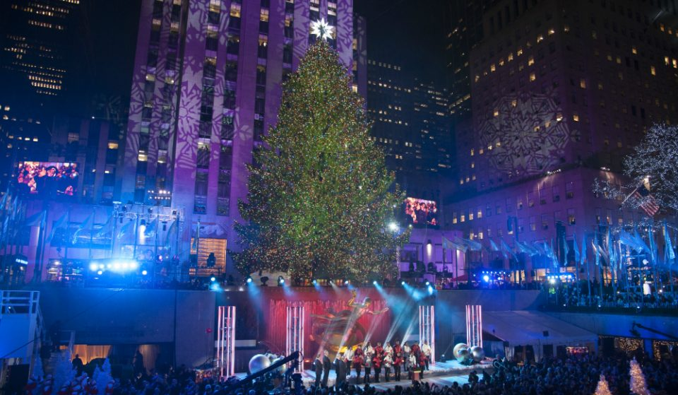 The Definitive Guide To The Best Tree-Lighting Ceremonies In NYC This Year