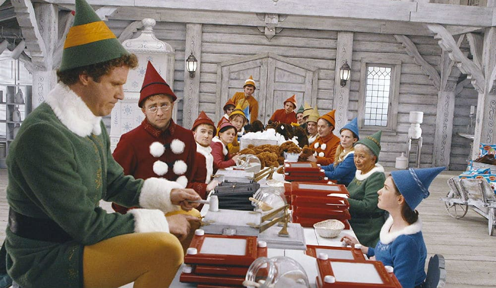 Watch Your Favorite Christmas Movies At These NYC Theaters This December