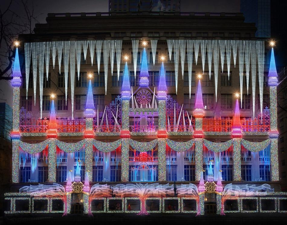 Saks Fifth Avenue Christmas Light Show 2021 Saks Fifth Avenue Will Reveal Their Brilliant Holiday Windows Today Secretnyc
