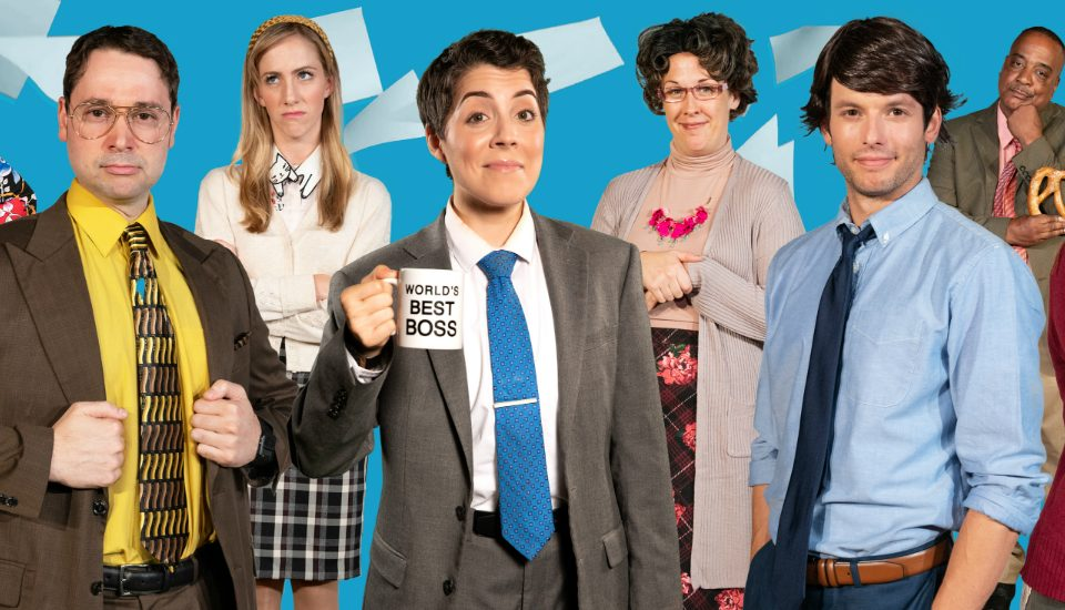 Don't Miss The Final Performances Of 'The Office! A Musical Parody' In NYC