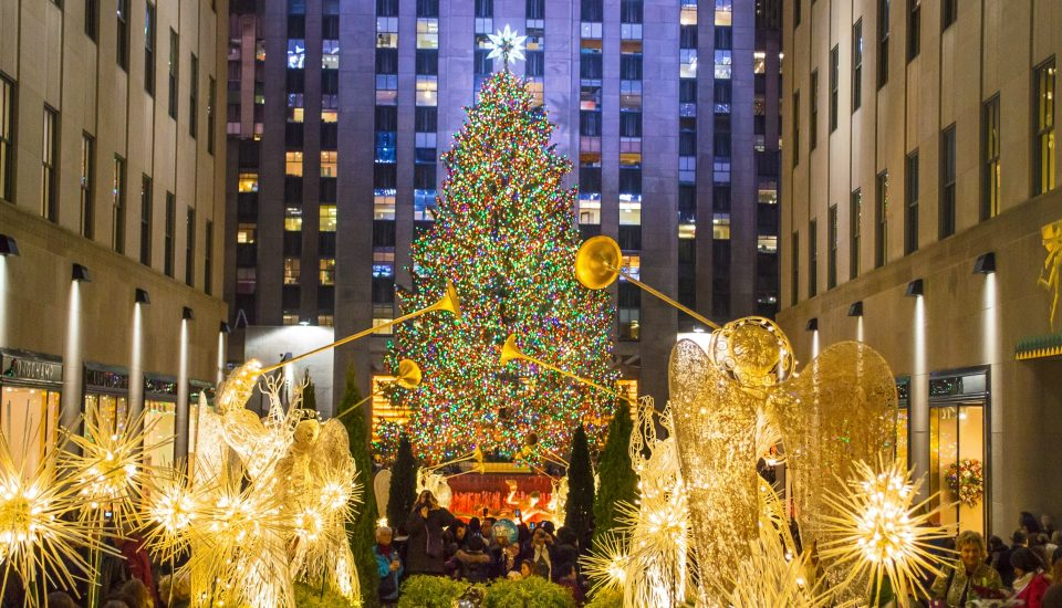 The Rockefeller Center Christmas Tree Will Arrive This Weekend
