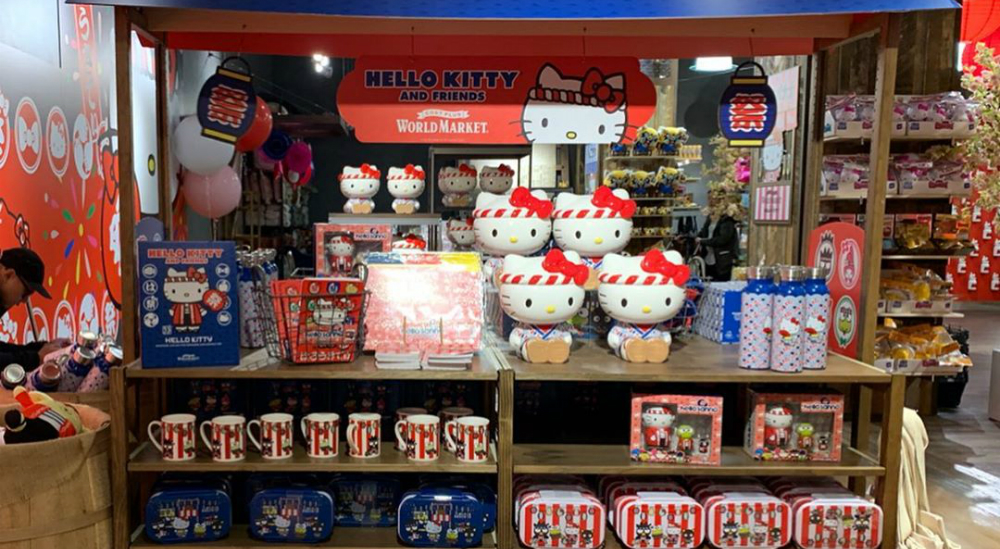 There's A Huge Hello Kitty Pop-Up Shop Now Open In Chelsea
