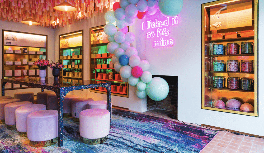 This Sweet New NYC Pop-Up Infuses Candy With Your Favorite Cocktails