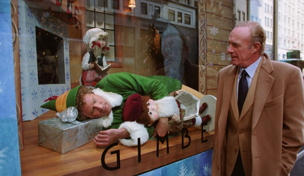 How To Plan The Ultimate 'Elf'-Inspired Day In NYC